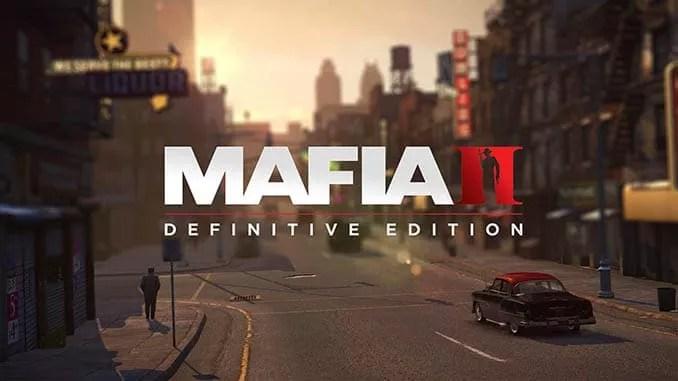 Mafia II: Definitive Edition Free Full Game Download