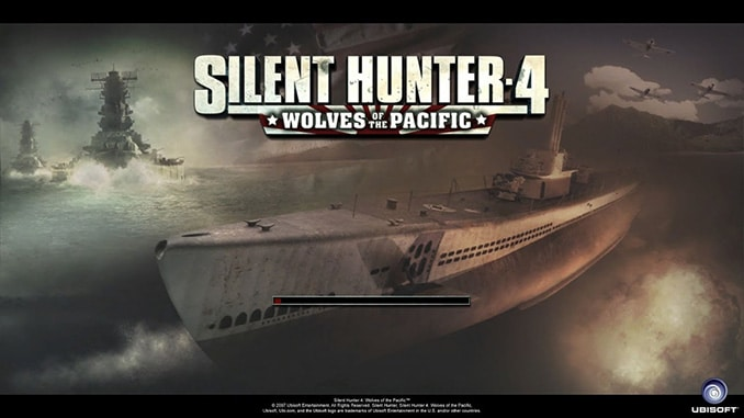 Silent Hunter 4: Wolves of the Pacific Full Free Game Download