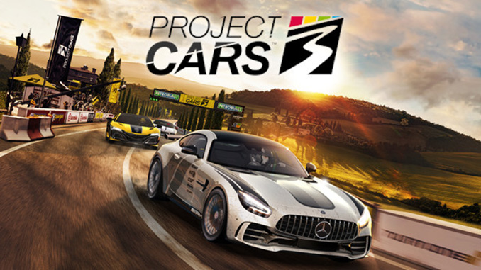 Project CARS 3 Free Full Download