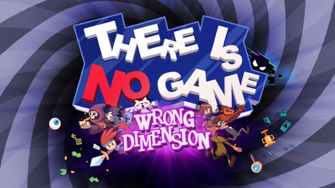 There Is No Game : Wrong Dimension Download Full