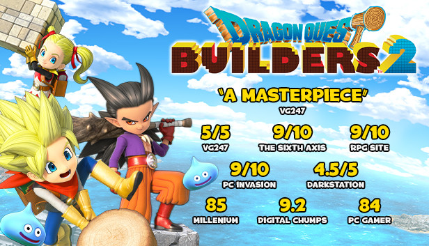 Dragon Quest Builders 2 Free Game Download
