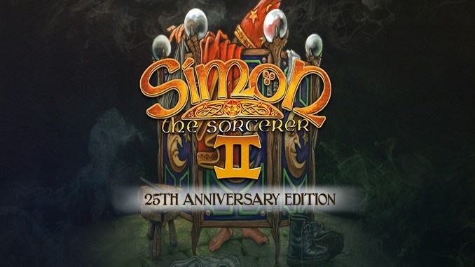 Simon the Sorcerer 2: 25th Anniversary Edition Free Game Download