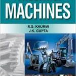 Theory of Machines RS Khurmi PDF Free Download