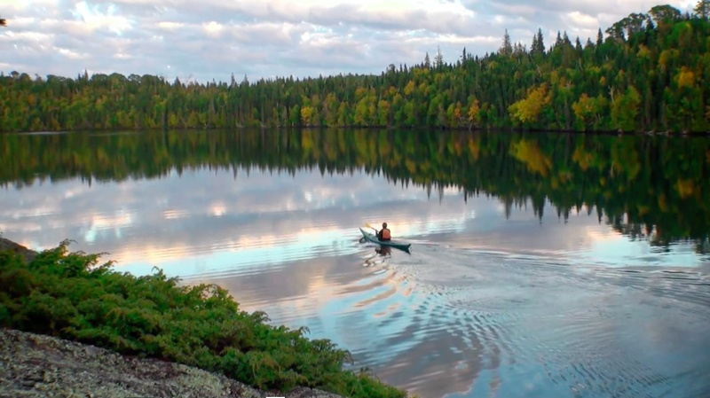 Isle Royale double feature