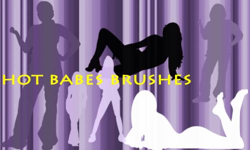 Hot Girls Brushes