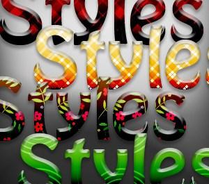 Glossy Styles