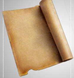 Parchment Scroll Paper
