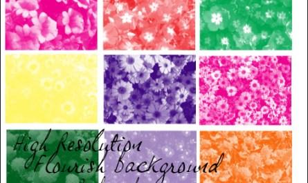 Flourish Background Brushes