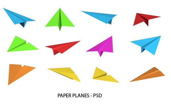 Paper Planes PSD