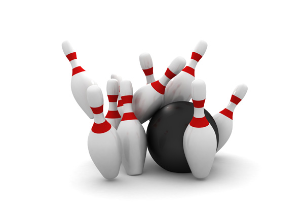 Bowling Strike – Free Picture
