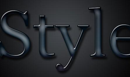 Dark Layer Style