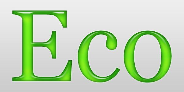 Ecology Text Style