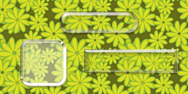 Glassy Panels Styles