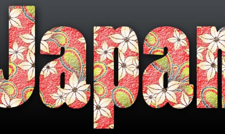 Floral Pattern Texture Style