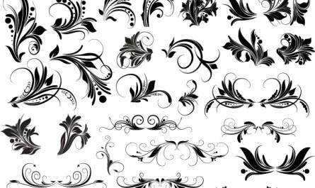 Floral Elements Designs