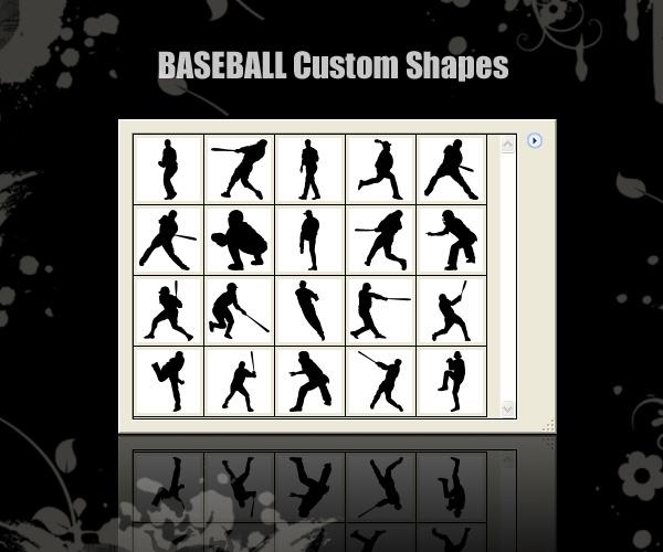 baseball shapes