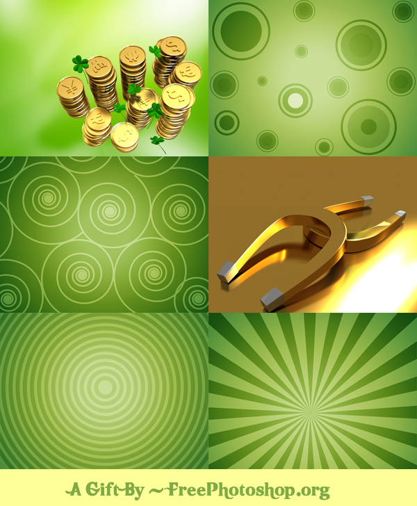 free saint patricks day backgrounds