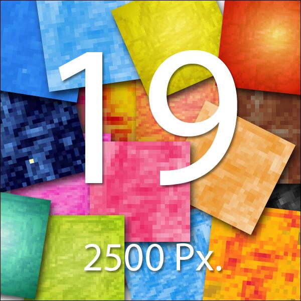 pixel bgs