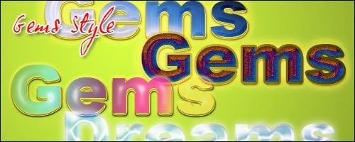 Gems Style