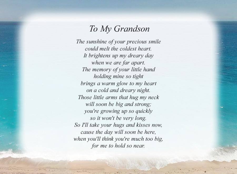 Free Grandchildren Poems