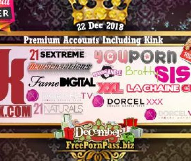 Premium Accounts Including Kink