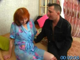 MomsFuckGuys.com SiteRip - Redhead Mature Woman Has A Big Strapon Dildo And She Wants To Try It Out On A Younger Lovers Ass