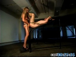 CaptiveMale.com SiteRip - Brooke Banner, Wild Bill - Slave Punished For Not Being Able To Satisfy Mistress Brooke Banner