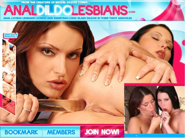 AnalDildoLesbians.com SiteRip - Streaming Porn Videos Featuring Hot Lesbian Coeds Obsessed With Female Assholes.