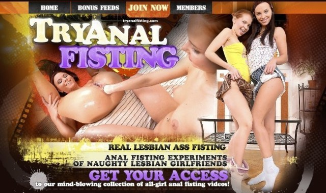 TryAnalFisting.com SiteRip - HQ Streaming Lesbian Anal Fisting Videos With Really Gorgeous Girls: Taissia Shanti, Sandy, Alysa Gap, Logan, Roxy Dee, Nikky, Lara Page, Afina Kisser, Lana Ray... Watch Them As They Stretch Each Other's Tight Buttholes With Their Fists.