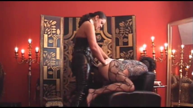 FreePornSiteRips.com - Mistress Lady Asmondena Fisting And Strapon Pegging Sissy Male Slaves