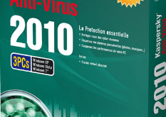 Kaspersky AntiVirus 2010 Free Download for Windows 10, 7,