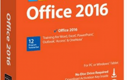 Microsoft Office 2016 (32 and 64 bit)