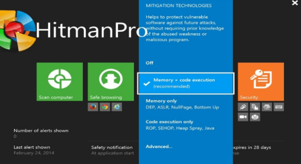Hitman Pro Free Download Latest Version 2019 for Windows 10, 8, 7
