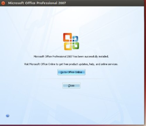How to install Microsoft office 2007 free download in windows 8