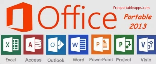 ms office 2013 portable