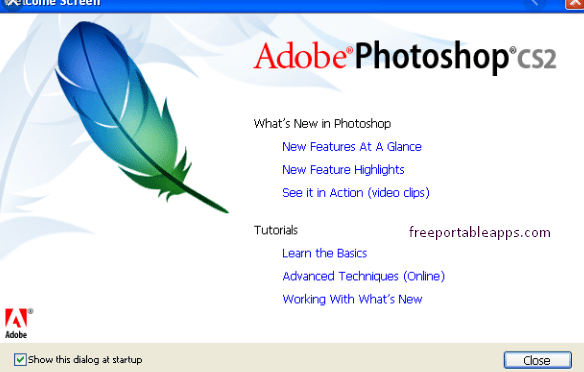 photoshop cs2 free download