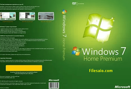 Windows 7 Home Premium Full Version Free Download ISO [32-64Bit]