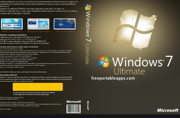 Windows 7 Ultimate ISO Free Download 32 and 64 Bit