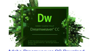 Adobe Dreamweaver CC Free Download Full Version