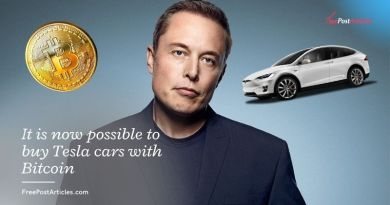 It is now possible to buy Tesla cars with Bitcoin