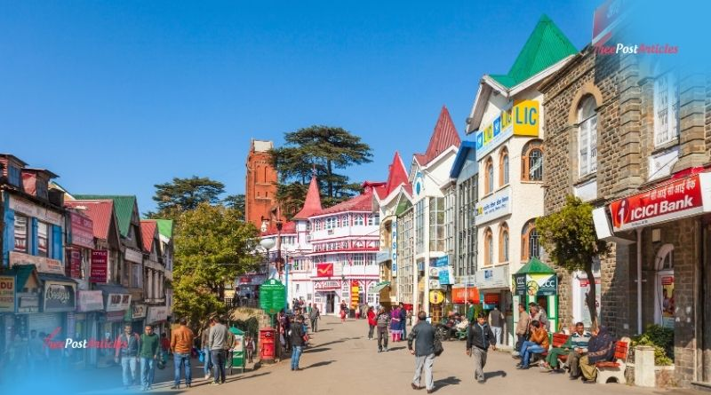 Travel Guide For Visit in Shimla