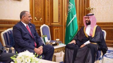 Photo of الرئيس القائد عيدروس الزبيدي: السعودية والإمارات تدعمان مشروع إقامة دولة الجنوب