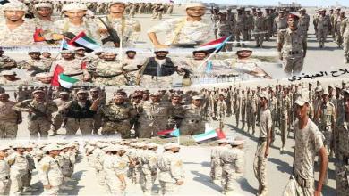 Photo of وردنا الآن.. الإمارات تعود بقوة إلى عدن وآلاف الجنود يعاهدون الرئيس الزبيدي بدحر الجماعات الإرهابية