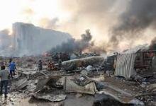 Photo of نجوم كرة القدم يتضامنون مع ضحايا انفجار بيروت