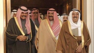 صورة تعرف على أمير الكويت الجديد الشيخ نواف الأحمد (سيرة ذاتية)