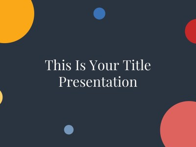 Free PowerPoint Template / Free Apple Keynote Themes / Free Google Slides Themes