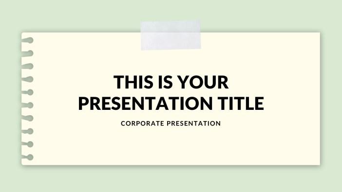 Free PowerPoint, Free Keynote, Free Google Slides
