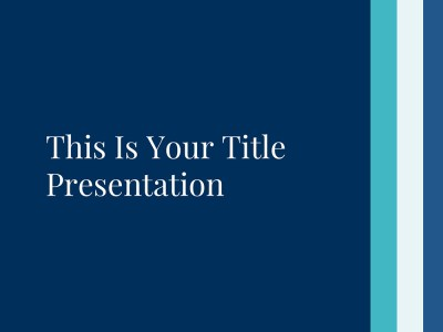 Free PowerPoint Template / Free Apple Keynote