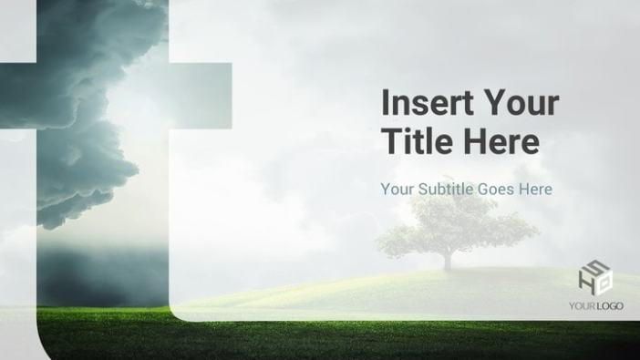 ABC Free PowerPoint Template