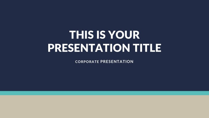 Real Estate Free Presentation